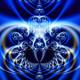 The sapphire scepter by fractalblaze