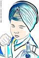 Sikh boy     ver 2  by acepro71 d6cnp0e