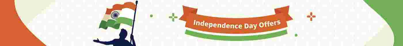 Best online Offers on Independence Day