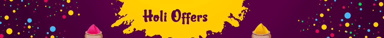Holi Offers 2019