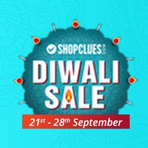 ShopClues Diwali Flea Mela Sale Offer 2020