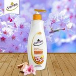 Santoor Body Lotion Whitening And UV Protection, 250ml (Pack Of 2)