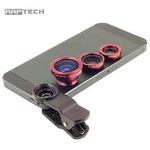 Raptech Universal 3 in 1 Mobile Camera Lens Kit