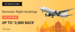 Amazon Book flights and get up to 2000 cashback (Flat 800 on no minimum for Prime members)