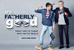 Jabong : Father's Day Store Upto 80% OFF on Clothing and Accessories