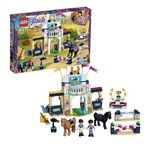 LEGO Friends Stephanie's Horse Jumping Building Blocks for Girls (337 Pcs)41367
