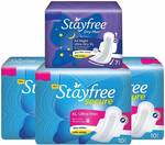Stayfree Secure Ultra Thin XL Wings Sanitary Pad  (Pack of 37) (Buy 3 Quantity to get 56% off)