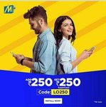 Mobikwik: Add 250 Get 250 Supercash Extra ( New User/ User Specific)