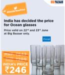 Ocean Glasses @246 at BigBazaar