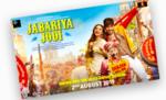 Get 100 off on Jabariya Jodi movie voucher worth Rs.200