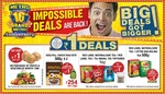 1.Check Rs 1 deals,bumper, trader deal and Clearance sale minimum 50% off on mrp and many more in offers.