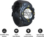 Lenovo Ego Black Smartwatch at 50% off for only Rs. 1499 or Rs. 1,424 using coins