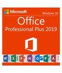 Microsoft Office 2019 Pro Plus ( 32/64 Bit ) - Lifetime license