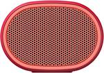 Refurbished : Sony SRS-XB01 Portable Bluetooth Speaker  (Red, Mono Channel) 60% Off