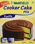 [Pantry] Weikfield Cooker Cake Mix, Vanilla, 175g