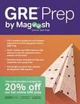 GRE Prep by Magoosh [FREE]