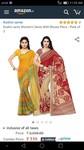 Kashvi saree Women's Saree With Blouse Piece - Pack of 2