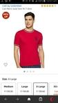 (Amazon) Colt Men's Solid Slim fit T-Shirt