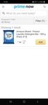 Amazon Prime Now 1rs deals