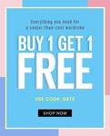 NNNOW- Buy 1 Get 1 free. Apply code