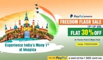 Imagica Freedom Sale (15-18th Aug) : Flat 30% Off   Buy 3 Get 1 Free + Extra 300 Off via PayPal