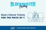 Paytm :- Book Min 2 Movie Tickets & Get 100% Cashback upto 300₹ on the 2nd Ticket when you pay using Citi Credit & Debit Card ( Every Friday )