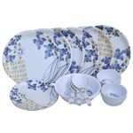 24 Pcs New Dinner Set Combo @ Just Rs 639 + Free Shipping + Flat 20% OFF