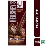 [Pantry] Hershey's Milk Shake, Chocolate, 200ml
