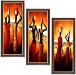 Wens Paintings Home & Décor set of 3 Min 70% Off From Rs.152