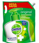 Dettol Liquid Hand wash Refill Original -1500 ml for only 150, apply 15% coupon. coupon working