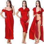 women Robe and langerie set