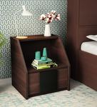Ryouta Bed Side Table in Wenge Finish by Mintwud 52% Off