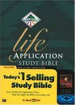 [Used, Good cond.] Life Application Study Bible: New Living Translation (New Living Transltion) (Hardcover)