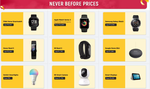 Flipkart BBD IOT deals (Google Home Mini - Rs 1999, Smitch smart lights from Rs 99 & more)