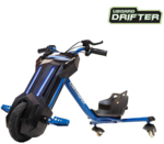 Uboard 3 Wheel Drift Cart/3 Wheel Drifter (Blue)