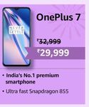 OnePlus 7 + 10% Off with SBI Cards