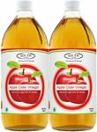 64% off : Sinew Nutrition Apple Cider Vinegar, 350ml (Pack of 2)@179