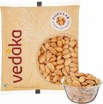 Amazon Brand: Vedaka Almonds 1kg(Effectively 1250 gm of almonds at 625)