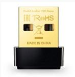 (Prime only deal) TP-Link Archer T2U Nano AC600 Wireless USB Adapter, Black
