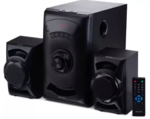 Philips MMS2143B/94 40 W Bluetooth Home Theatre  (Black, 2.1 Channel)