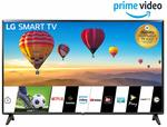 [PrePaid] LG 80 cms (32 Inches) HD Ready LED Smart TV 32LM560BPTC with IPS Display & WebOS (2019 Model) at Rs. 13999