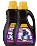 Woolite Laundry Liquid Detergent Darks - 1 L (Pack of 2)