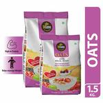 DiSano Oats with High in Protein and Fibre Pouch, 1.5 kg @139.