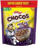 pantry    Kellogg's Chocos Moons and Stars, 1.2kg @ 262