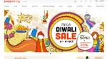 Pepperfry Diwali Sale Flat 50% Off + 20% Guaranteed Cashback