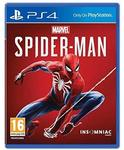 50% Off On Marvel's Spider Man (PS4)