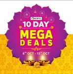 Big Bazaar - Koryo Mega Deals (6th - 15th Oct) : Offer With Paytm and HDFC card offer