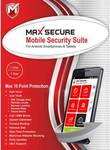 Max Secure 1 Smartphone 1 Year Mobile Security (Email Delivery - No CD)