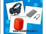 Top Brands Headphones, Speakers & Electronics Accessories upto 80% off-@Flipkart