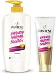 Pantene Hair Fall Control Shampoo Plus Conditioner  (2 Items in the set)